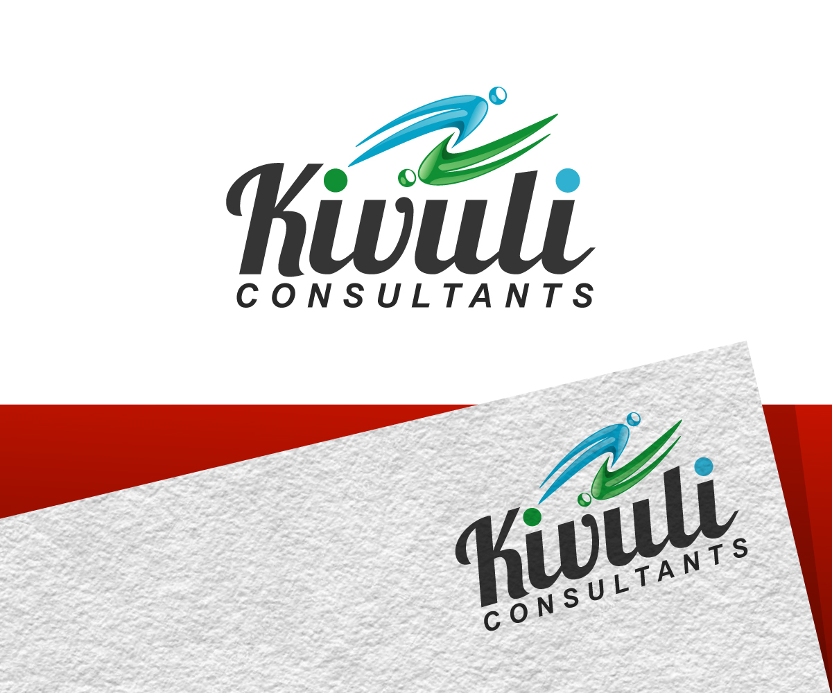 Playful, Personable, Oil And Gas Logo Design for Kivuli