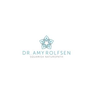 Dr. Amy Rolfsen Squamish Naturopath | Logo Design by elunico