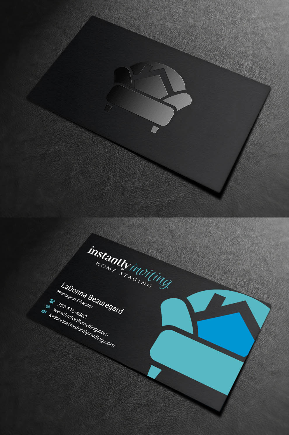 77 Modern Business Card Designs | Business Card Design Project for ...