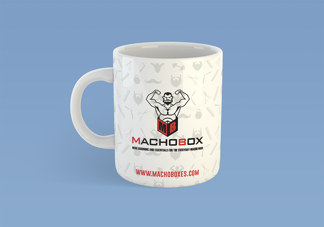 Masculine Serious Cup And Mug Design For A Company By Medi122 Design 18392995
