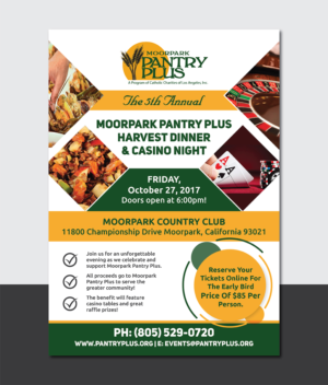 dinner flyer designs 34 flyers to browse
