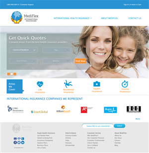 Web Design For A Company By Sid Design 2930674