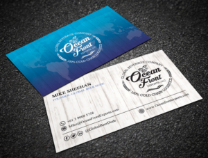 Space business card designs space business card design by sandaruwan colourmoves Image collections