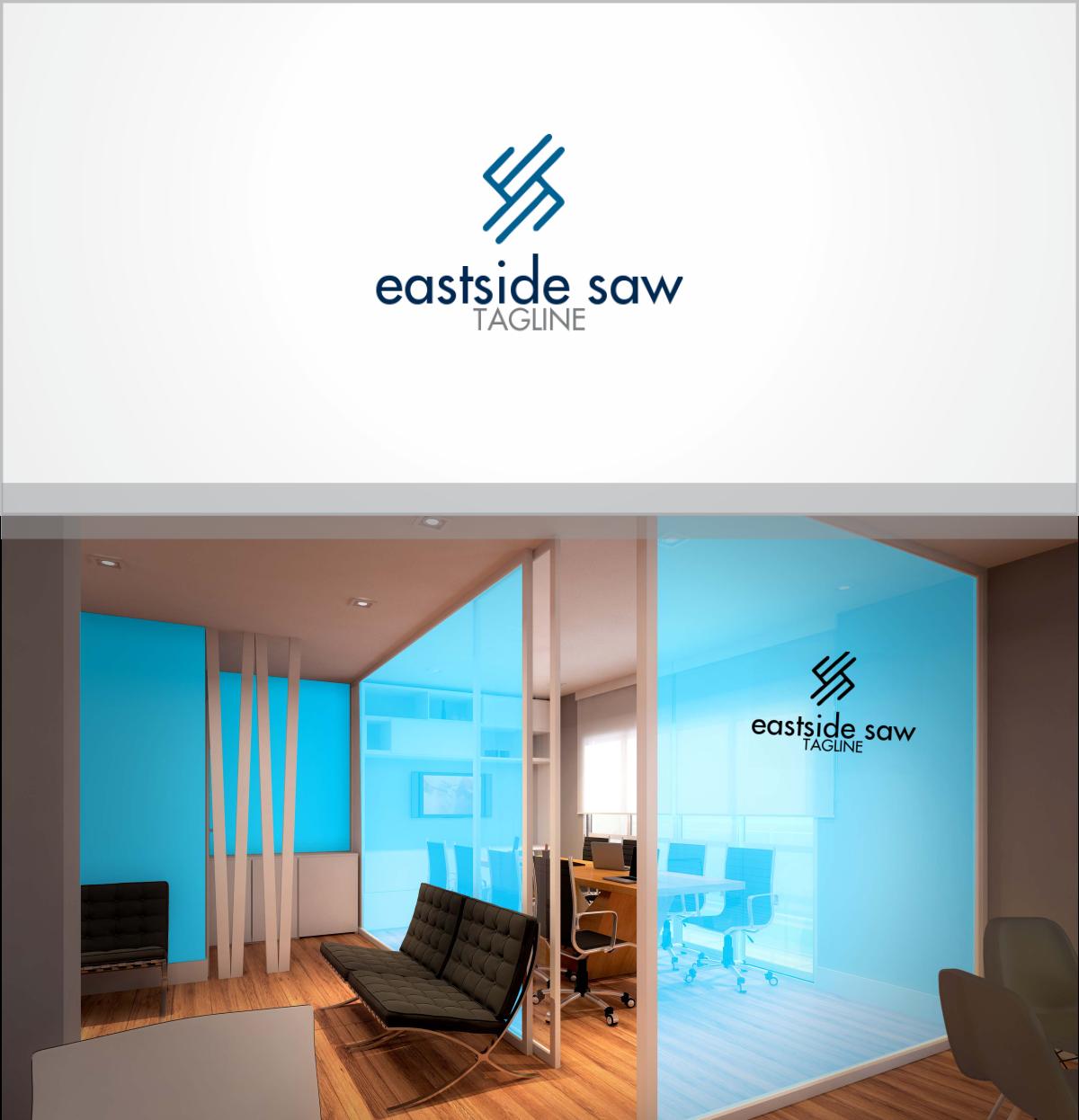 Professional, Bold, Manufacturing Logo Design for eastside saw ...