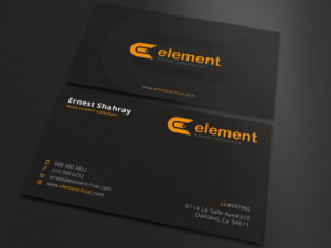Hvac business card designs 142 hvac business cards to browse page 2 hvac and insulation company needs good looking business card design business card design by dessein colourmoves