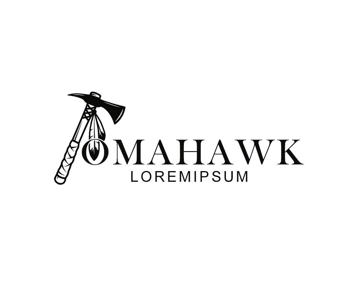 modern professional distribution logo design for tomahawk by anni rh designcrowd com tomahawk log homes tomahawk tomahawk log furniture