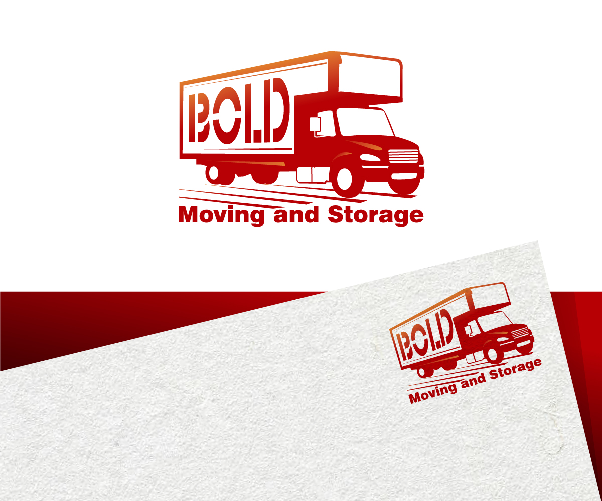 Moving And Storage Companies >> Serious Bold Moving Company Logo Design For Bold Moving