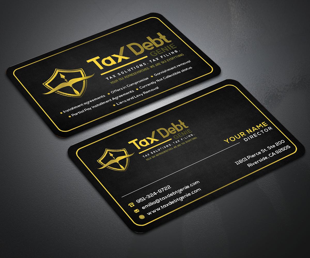 Upmarket Elegant Business Card Design For A Company By Sky2777