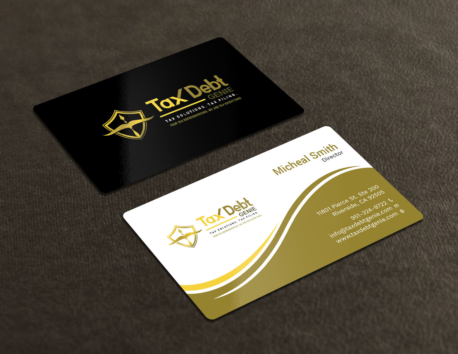 Upmarket elegant business card design for a company by avanger000 business card design by avanger000 for this project design 18398930 reheart Choice Image