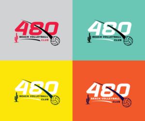 Logo Design Job   AJBV  Arizona Juniors Beach Volleyball   Winning Design  By Leayer