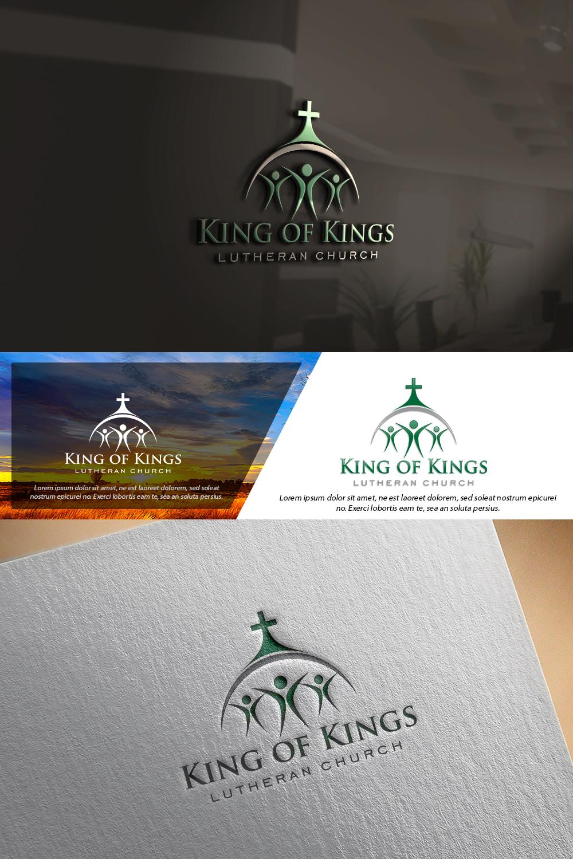 Lutheran Church Needs A New Logo | 42 Logo Designs for King