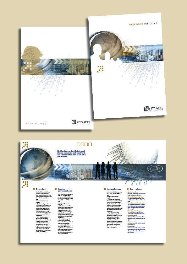Graphic Design by Plimsoll Line for New Corporate Company Brochure - Design #52456