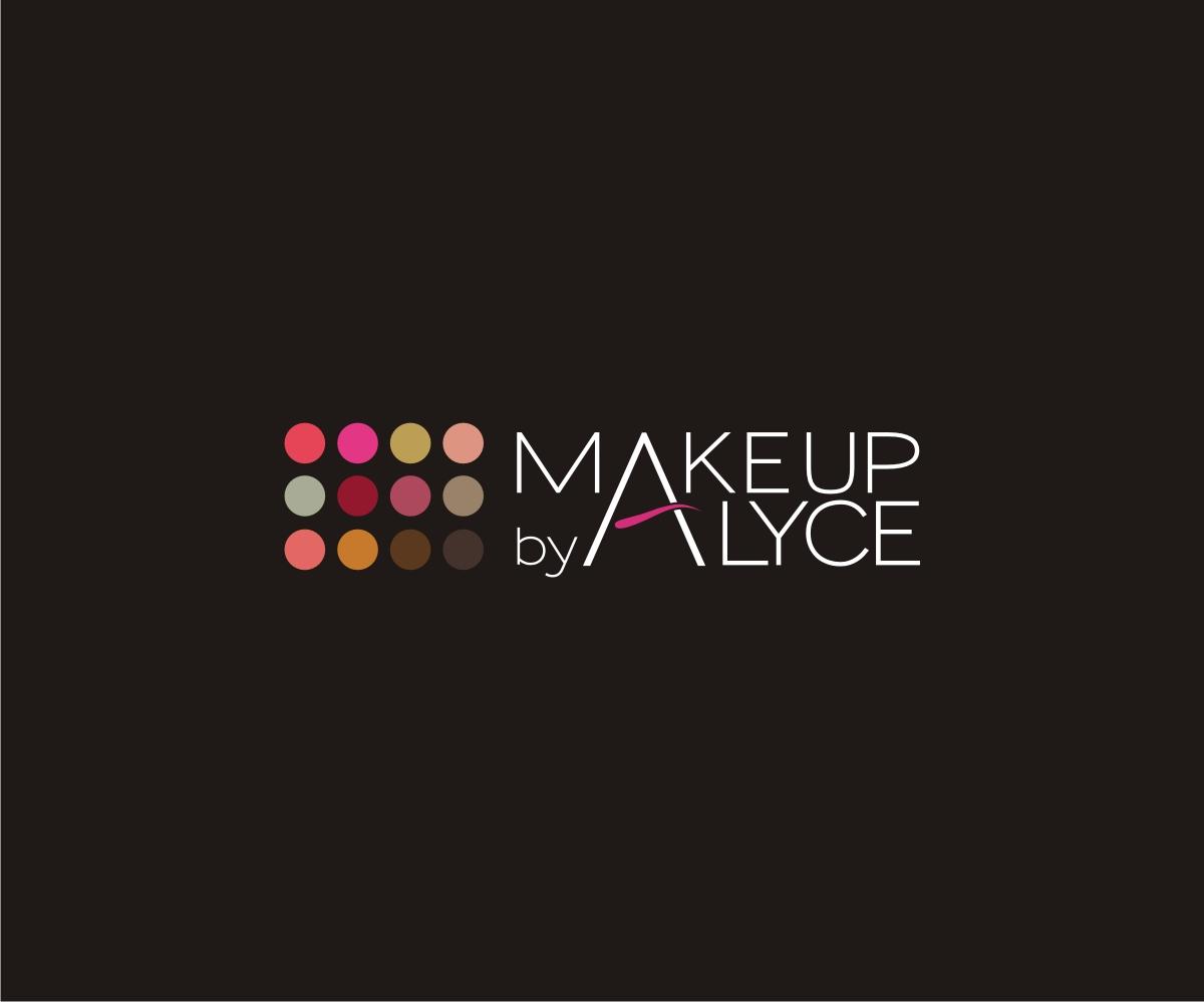 83 Elegant Feminine Logo Designs For Makeup By Alyce A