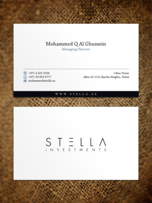 Investment Business Card Designs   462 Business Cards to Browse