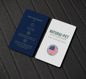 natural business card design galleries for inspiration