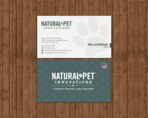 Private business card designs 547 private business cards to browse business card design for a private label pet company business card design by chandrayaan colourmoves