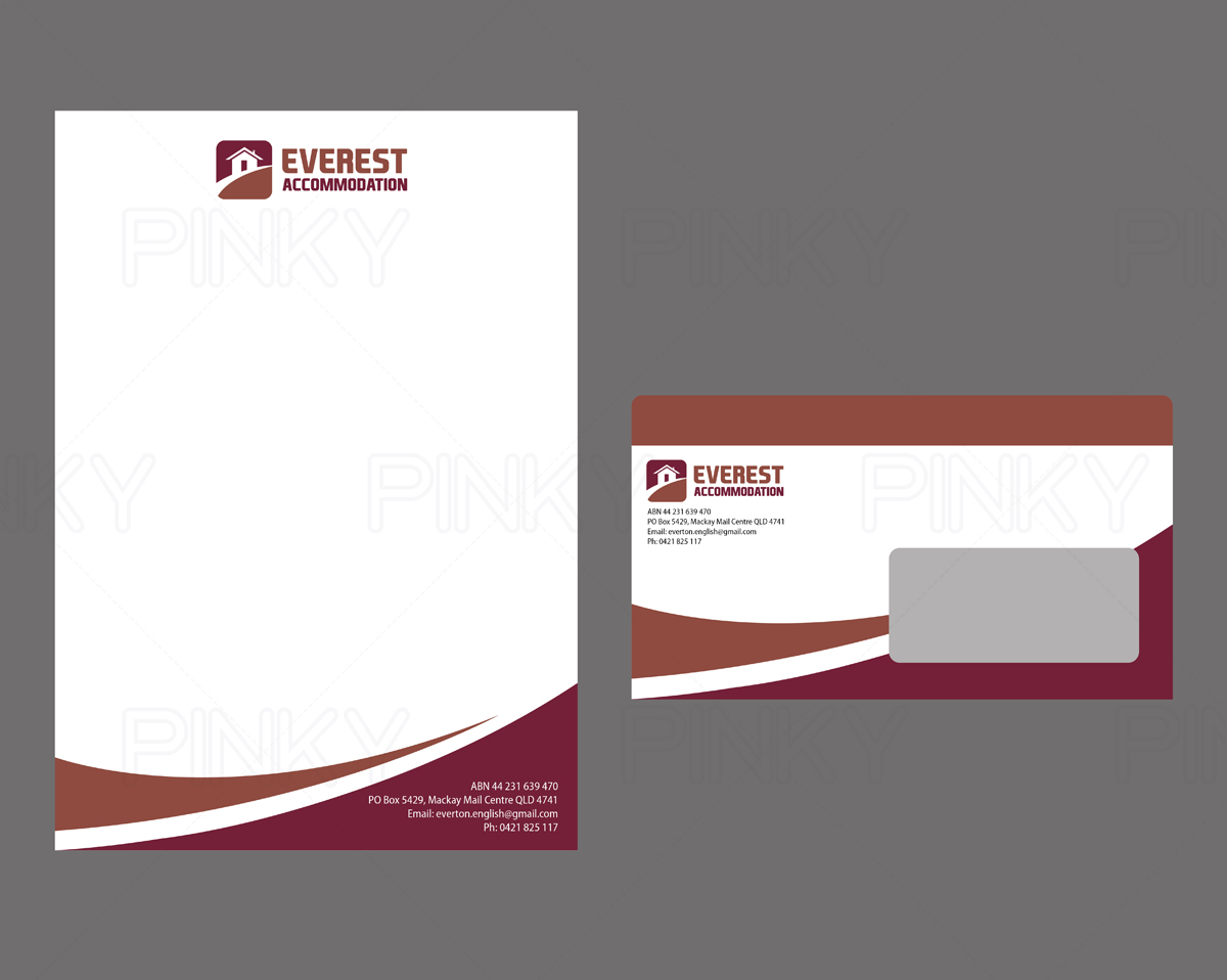 Masculine serious digital letterhead design for a company by pinky letterhead design by pinky for this project design 2819078 spiritdancerdesigns Images