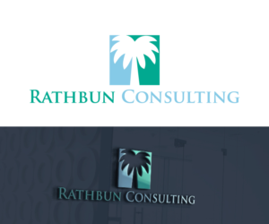 logo design job rathbun consulting part time chief financial officer services winning