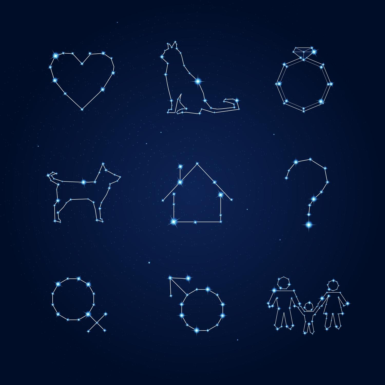 55 elegant graphic designs graphic design project for under lucky stars sl. Black Bedroom Furniture Sets. Home Design Ideas