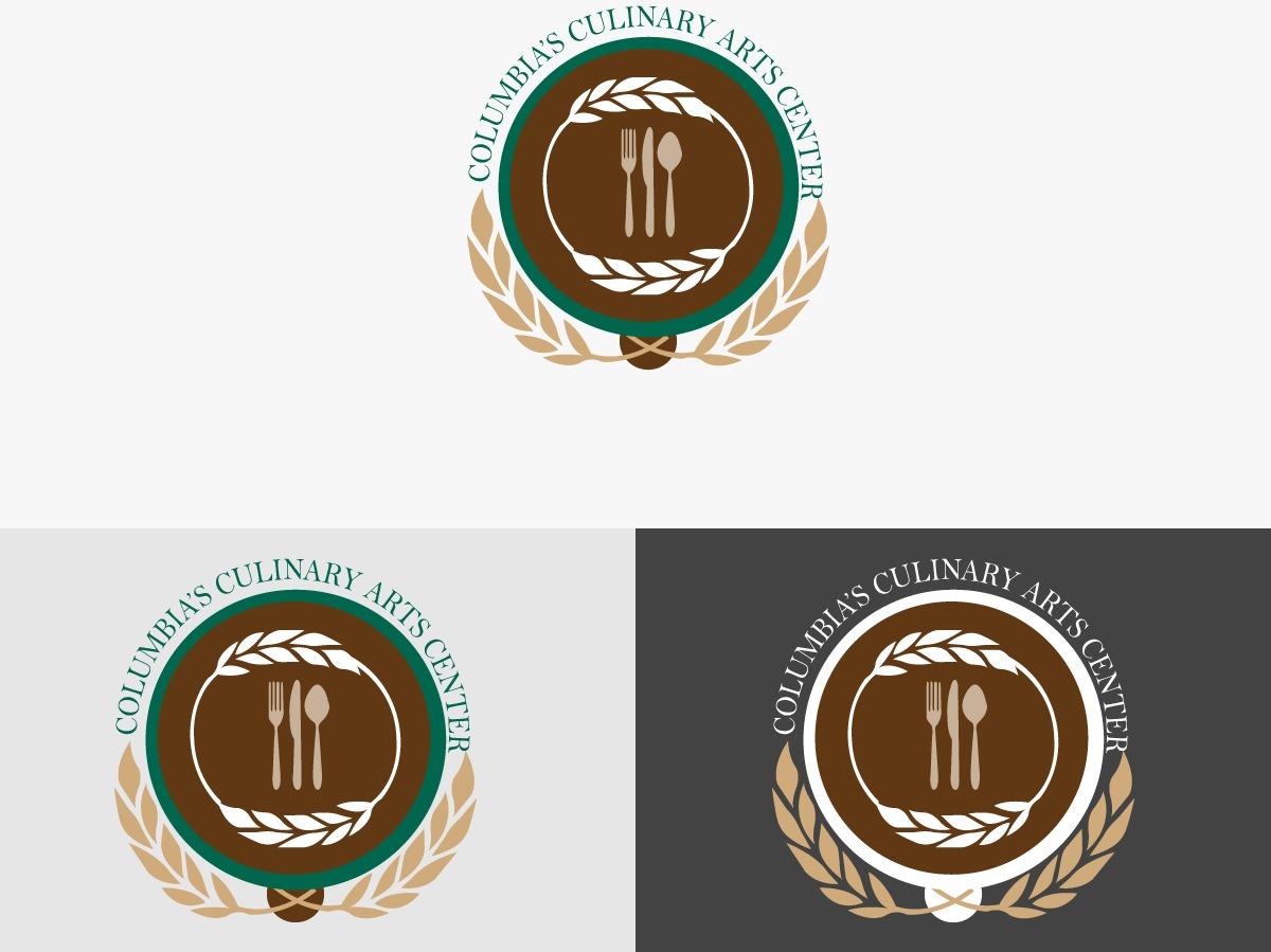Serious Conservative Logo Design For Columbias Culinary Arts