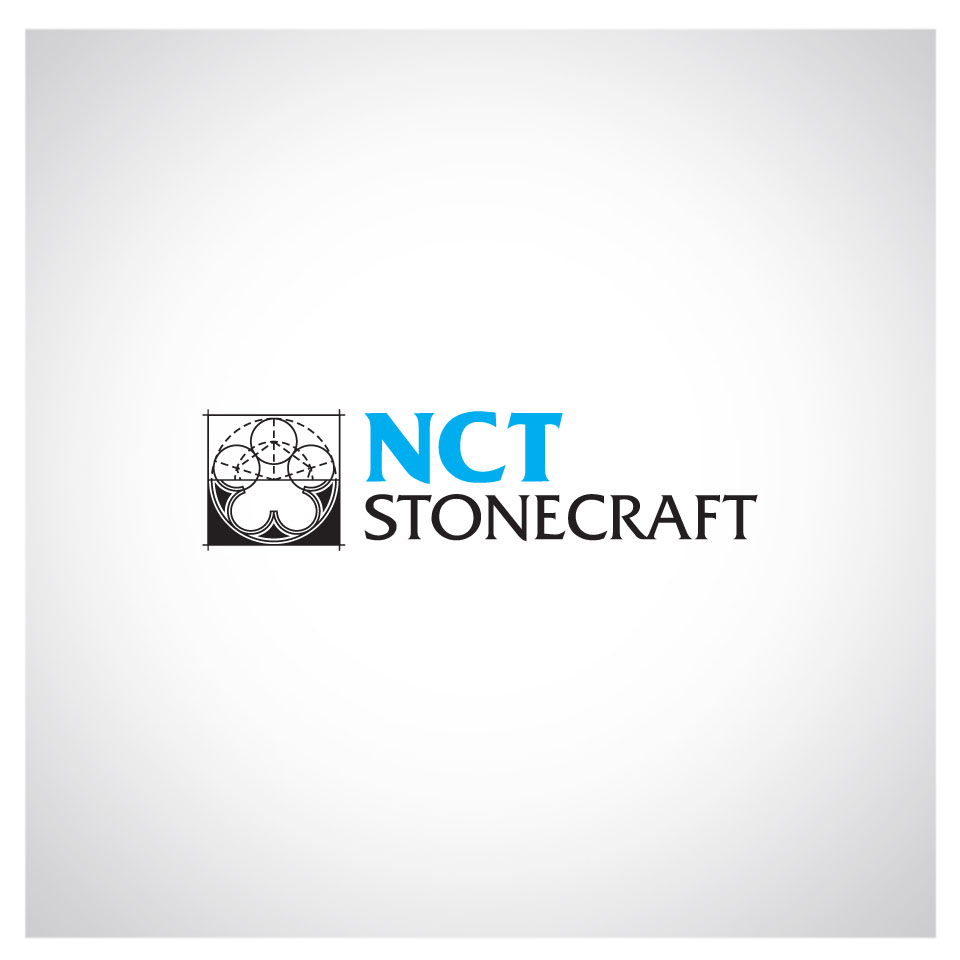 Conservative Serious Construction Company Logo Design For Nct