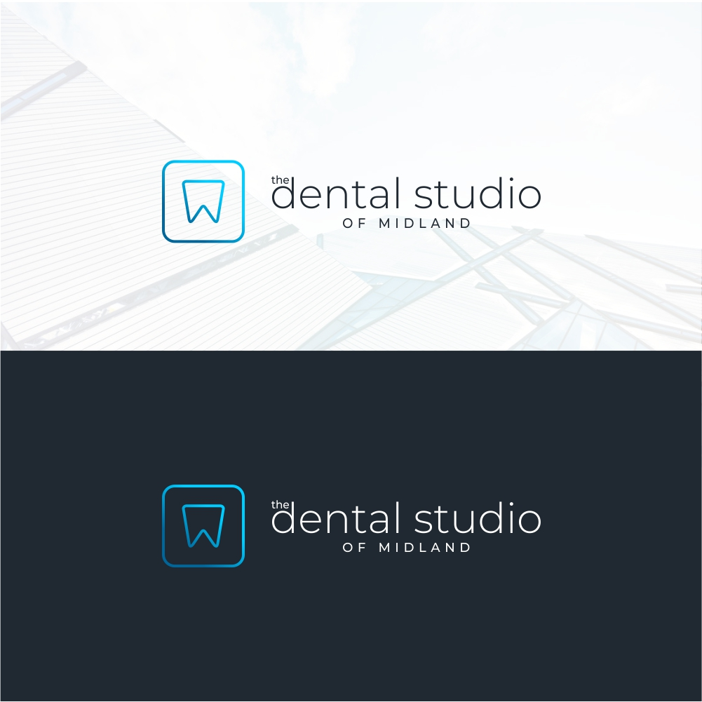 Logo Design for Two Merged Dental Offices by MICHAEL S.B