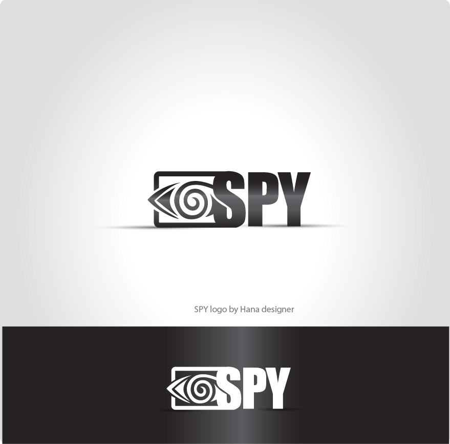 elegant playful entertainment industry logo design for the text spy should be to the right of the design we like the impact style font but are open to new ideas ut by designcrowd