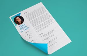 Resume Design by Daniel James
