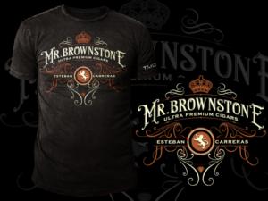 Upmarket Bold T Shirt Design Job T Shirt Brief For Craig