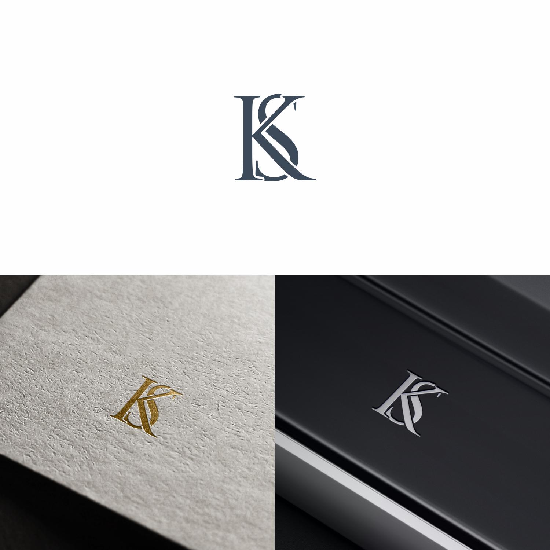 elegant upmarket management consulting logo design for ks by tejo design 18634571 logo design for ks by tejo