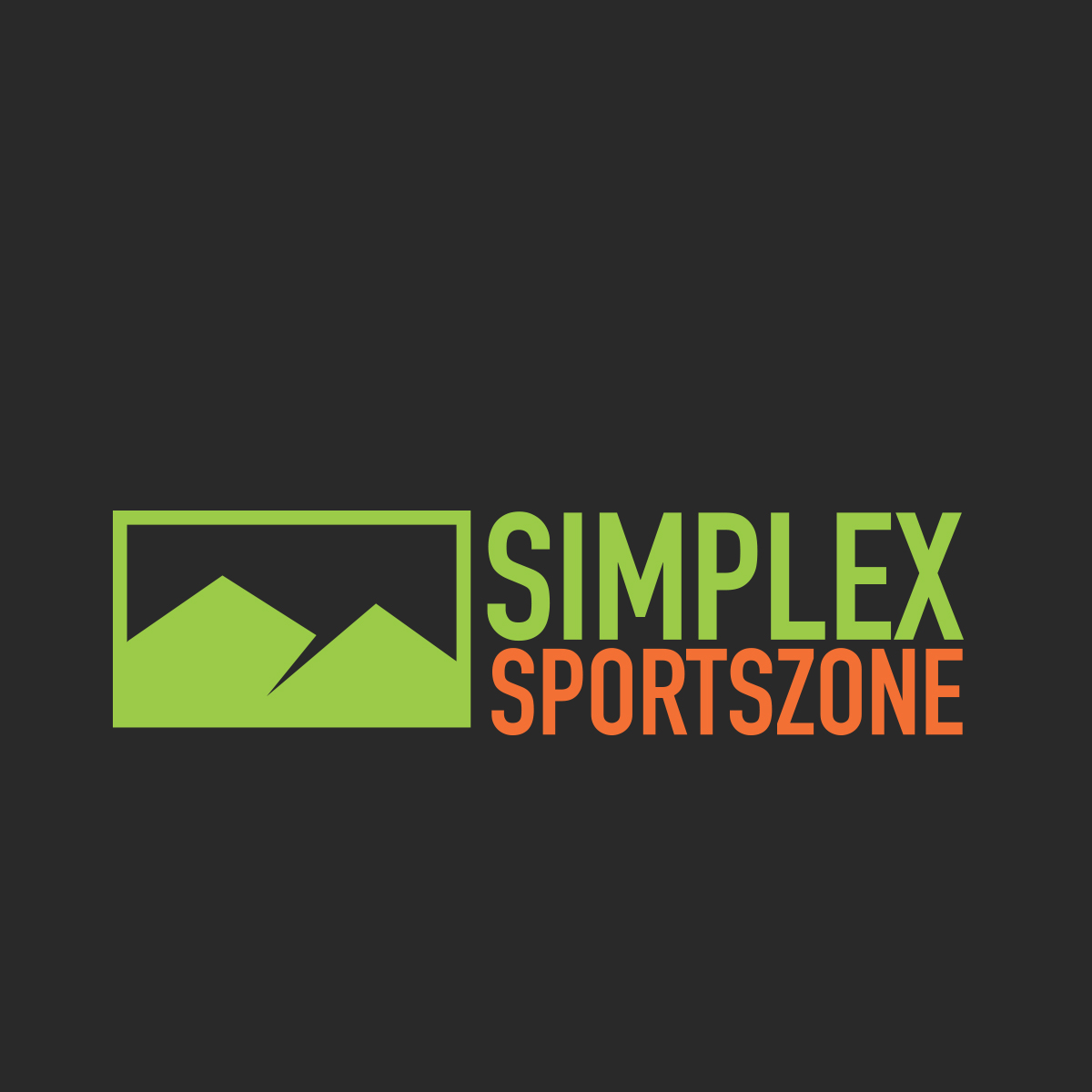 Bold, Playful Logo Design for Simplex Sportszone by alvinfrancis