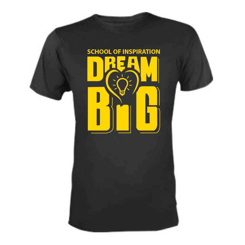 The School of Inspiration needs a T-shirt design   81 T ...