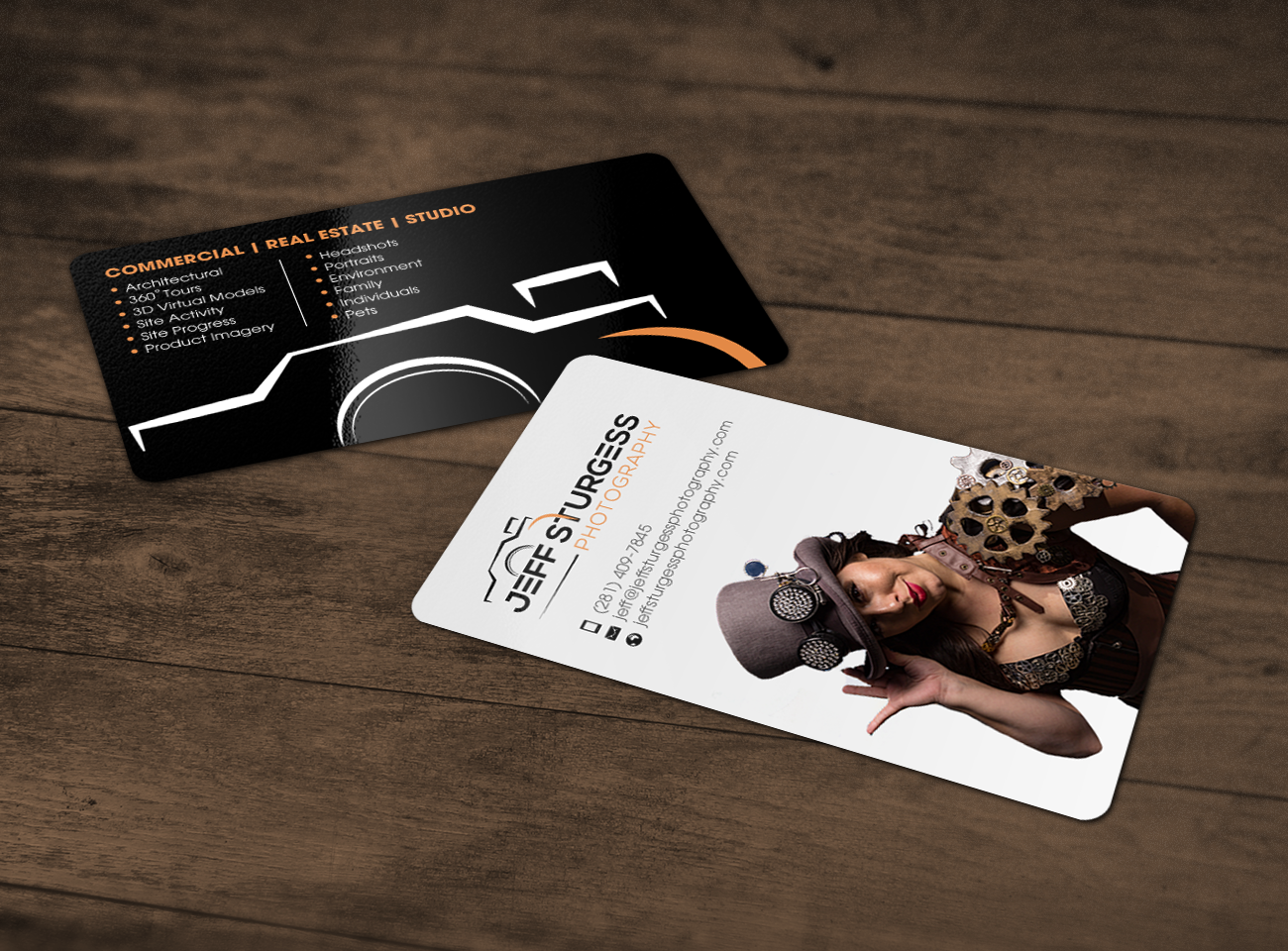 40 serious business card designs professional photography business business card design by chandrayaaneative for jeff sturgess photography llc design colourmoves