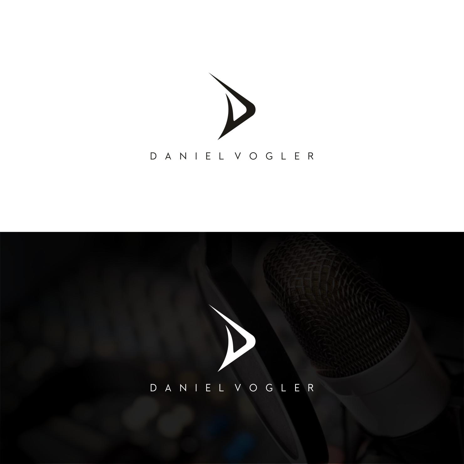 Modern, Masculine Logo Design for DANIEL VOGLER (the logo