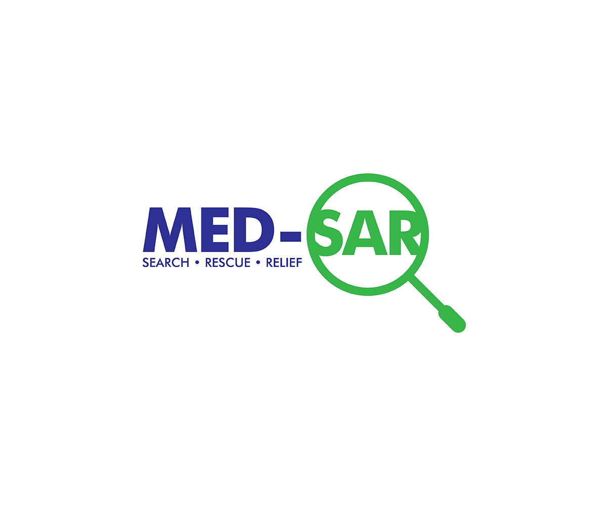 Professional Masculine Logo Design For Med Sar Search Rescue And Relief By Kabhtech Studio Design 18698513