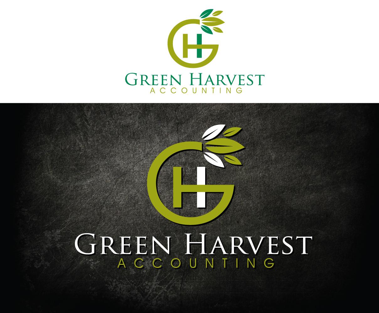 Green Harvest logo