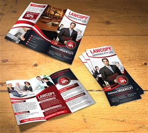 Brochure Design by Sheri - Lawcopy Brochure