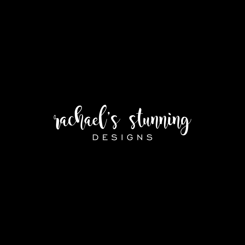 Modern Feminine Fashion Logo Design For Rachael S Stunning Designs By Kenthuz Design 18712508
