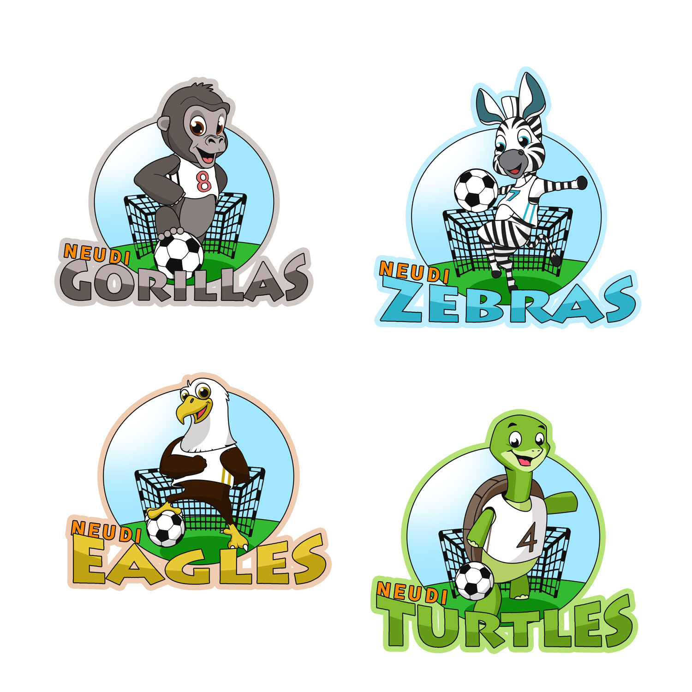 Logo Design for a Neudikids Team by amraa 2