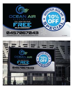 Advertisement Design by UrbainFX