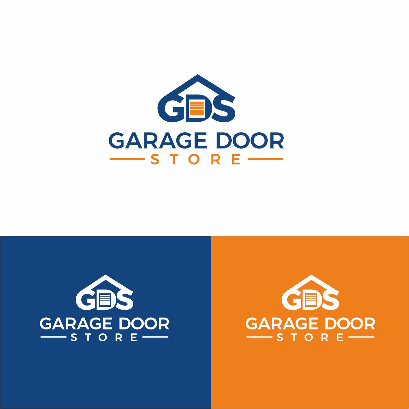 Logo Design For Garage Door Store By Creative Design 18738820