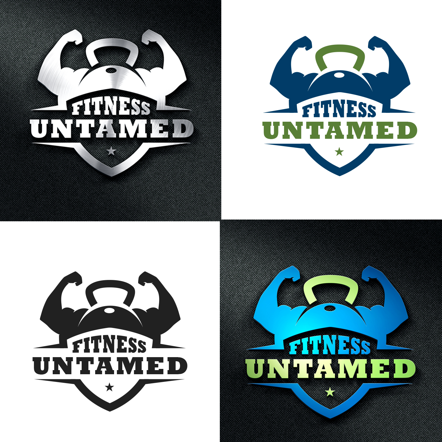 70 fitness logos for personal trainers  gyms  u0026 yoga studios