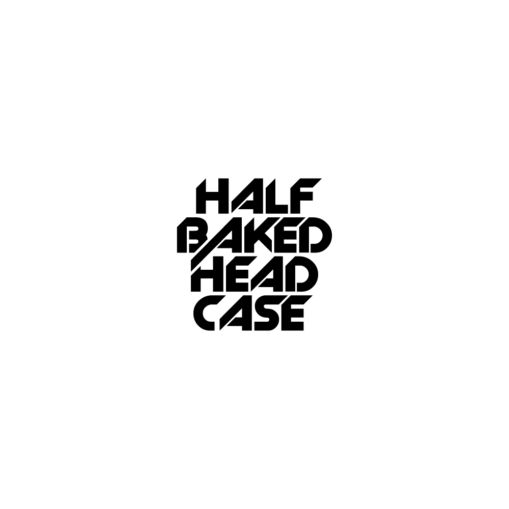 Logo Design For Half Baked Head Case By Widodo Design