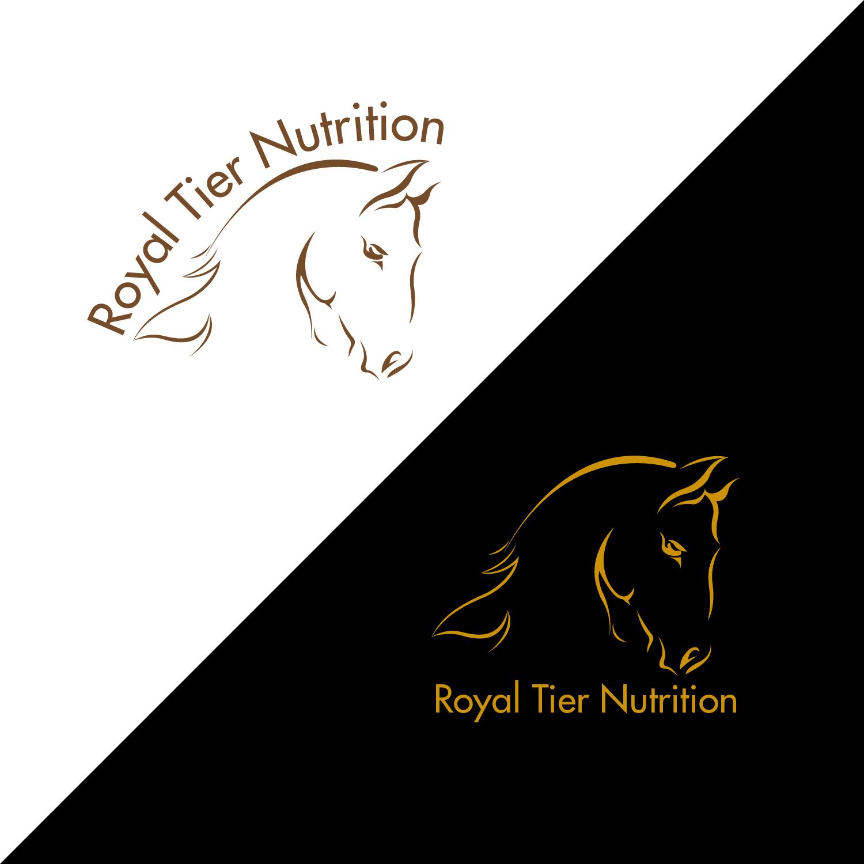 Professional Upmarket Logo Design For Royal Tier Nutrition By Designer Richa Design 18983619
