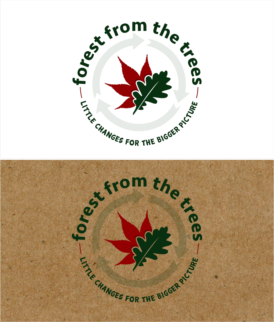 Modern, Personable, Retail Logo Design for Forest From The