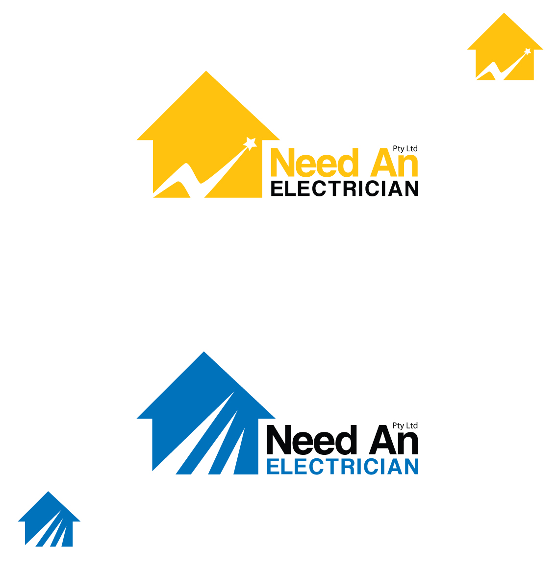 Character Design Jobs Australia : Bold modern character design for need an electrician pty