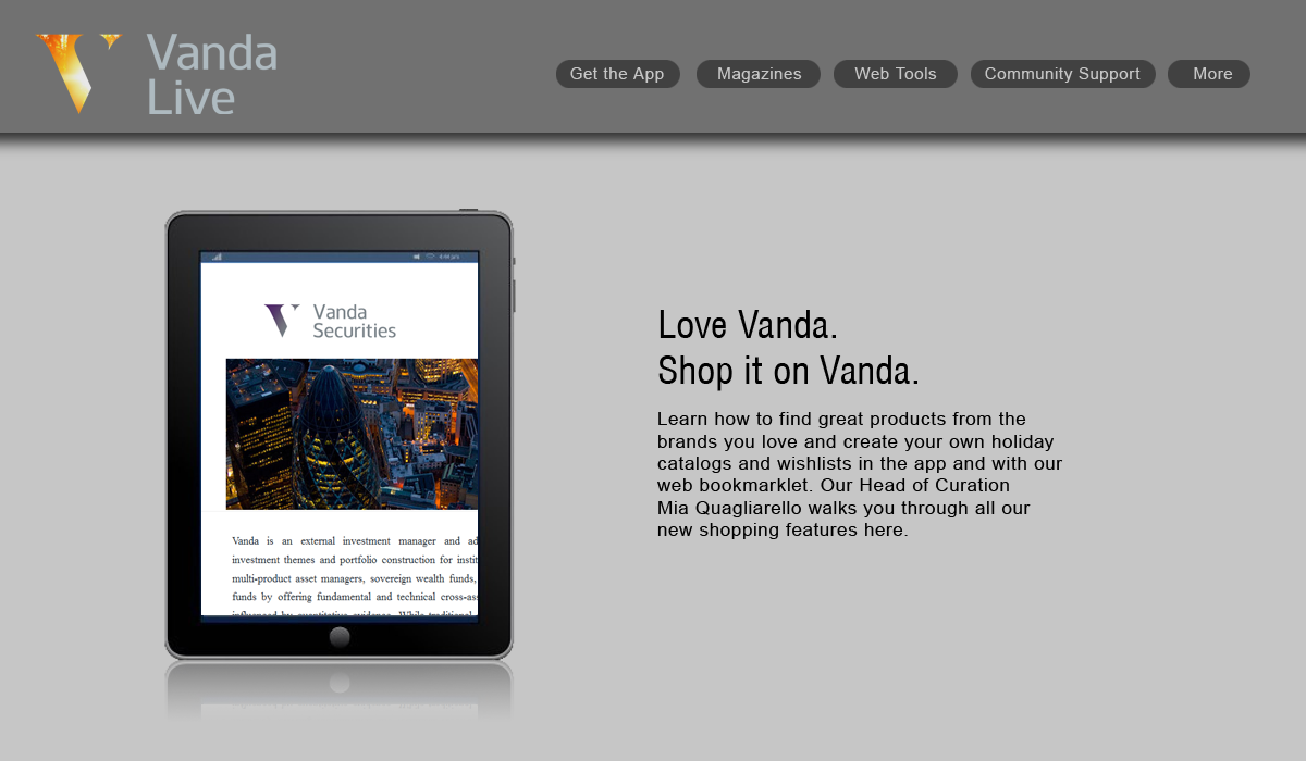 Modern, Upmarket, Financial Web Design for a Company by k