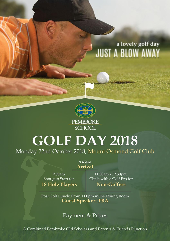Playful Modern Golf Course Flyer Design For Tk Specialty Risks Pty Ltd By Leonfx Design 18913913
