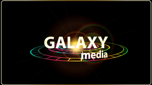 Logo Design job – Logo Design - Galaxy Media - Film/TV Production Company – Winning design by vectorG