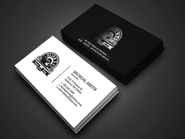 Serious Professional Automotive Business Card Design For Vapor Connoisseur By Tripti Ranjan Gain Design 19424782